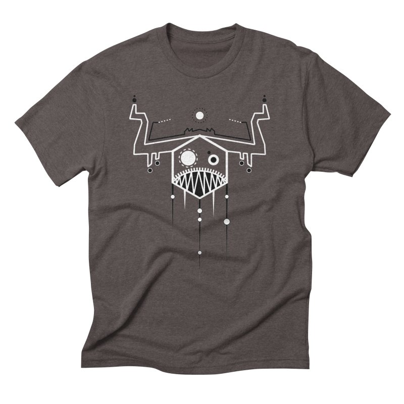 Kabu-Ha Men's Triblend T-shirt by -Sho Art