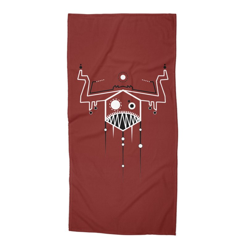 Kabu-Ha Accessories Beach Towel by -Sho Art
