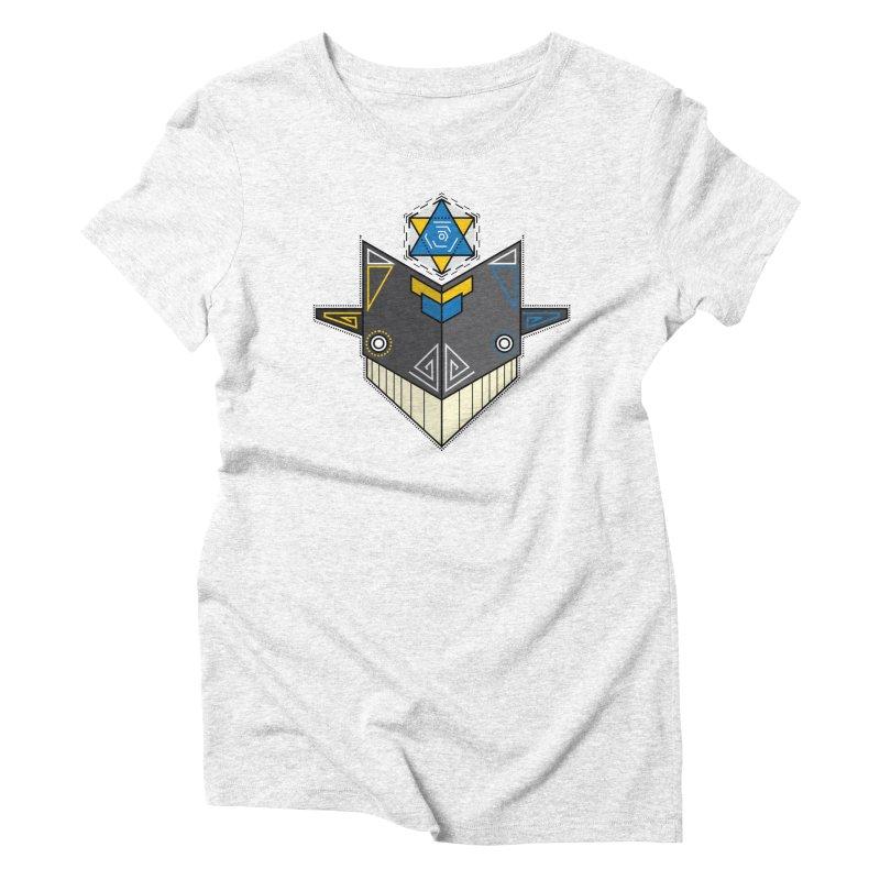 Sheelektriko Women's Triblend T-shirt by -Sho Art