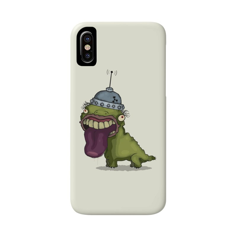 Frogy Doggy Accessories Phone Case by -Sho Art