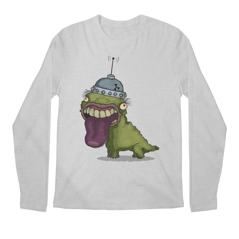 Frogy Doggy Men's Longsleeve T-Shirt by -Sho Art
