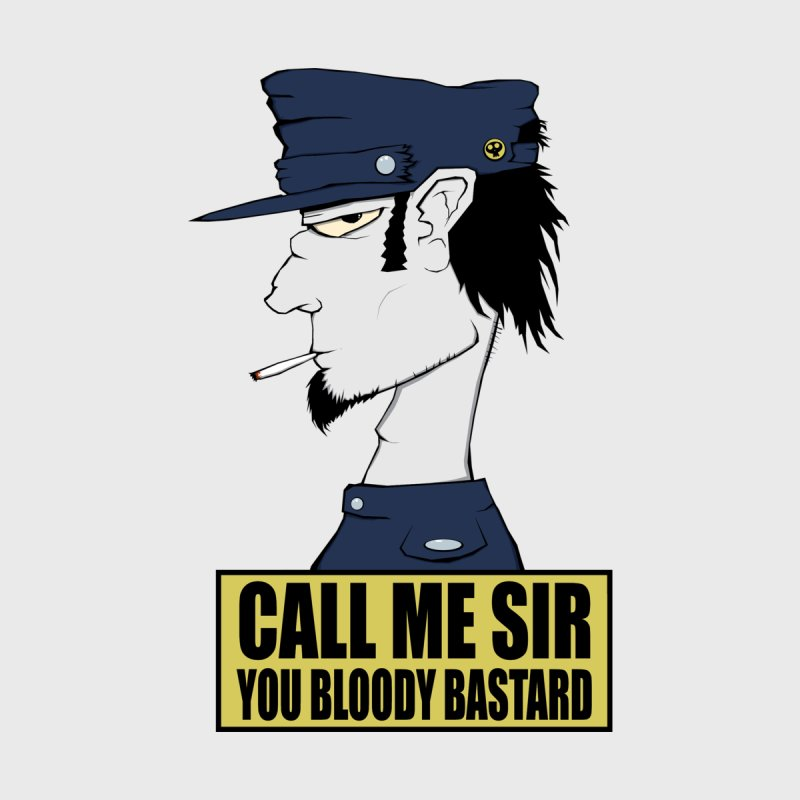 Call Me Sir by -Sho Art