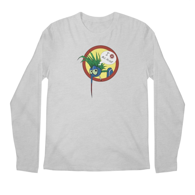 Buzzin Choosin' Men's Longsleeve T-Shirt by -Sho Art