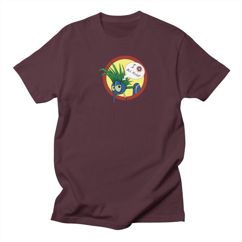 Punkass mosquito Men's T-Shirt by -Sho Art