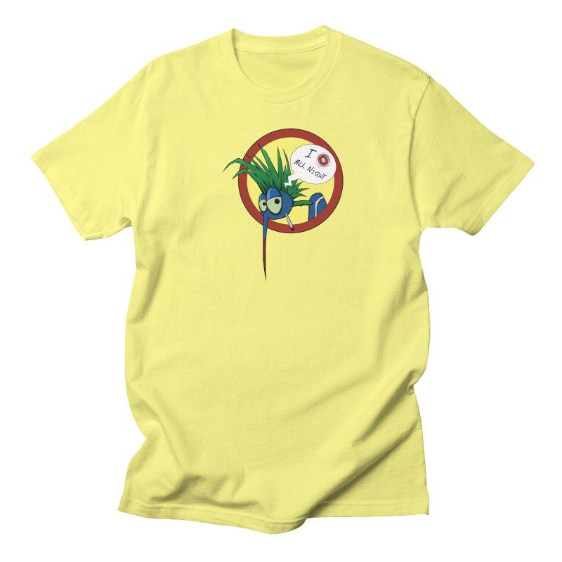 Punkass mosquito Women's Unisex T-Shirt by -Sho Art
