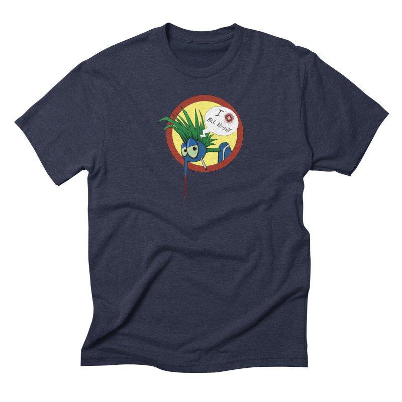 Punkass mosquito Men's Triblend T-Shirt by -Sho Art