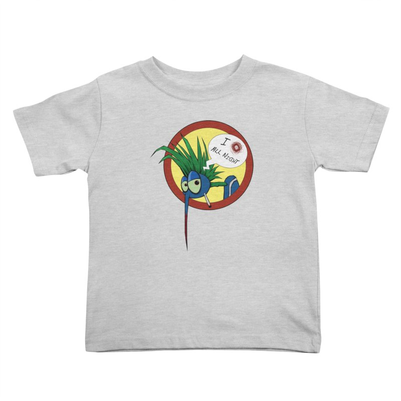 Punkass mosquito Kids Toddler T-Shirt by -Sho Art