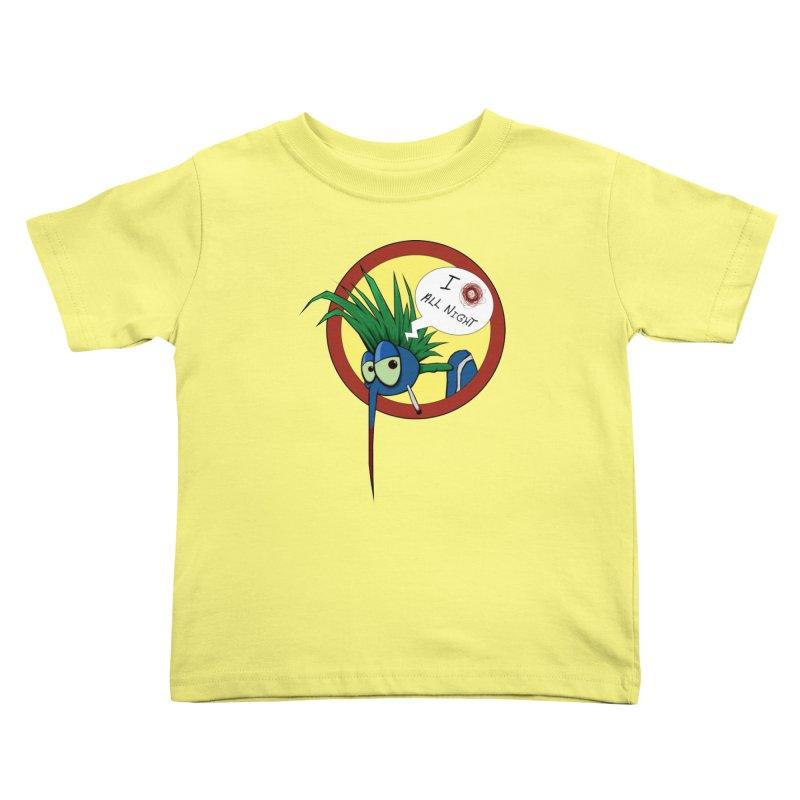Buzzin Choosin' Kids Toddler T-Shirt by -Sho Art