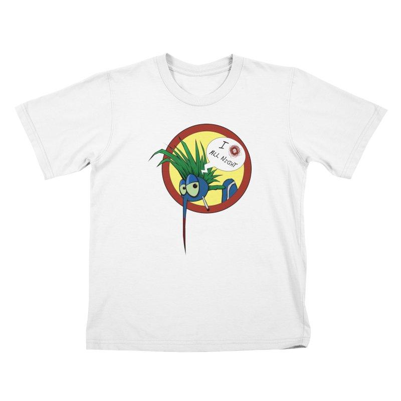 Buzzin Choosin' Kids T-Shirt by -Sho Art