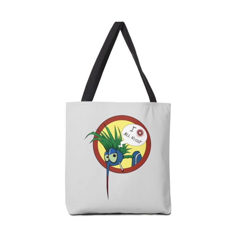 Buzzin Choosin' Accessories Bag by -Sho Art