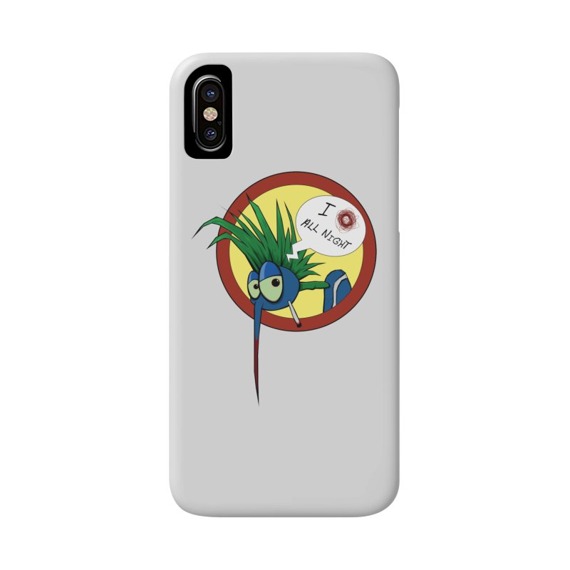 Punkass mosquito Accessories Phone Case by -Sho Art