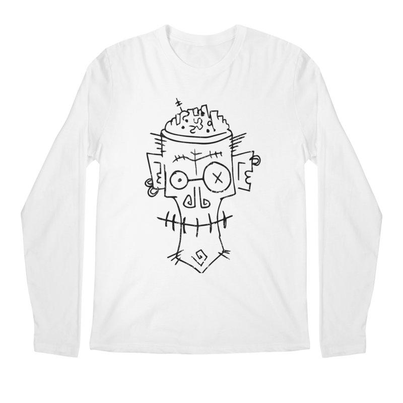 Doctor from the dark alley Men's Longsleeve T-Shirt by -Sho Art
