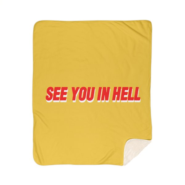 Product image for See you in hell