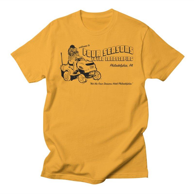 Four Seasons Total Landscaping Men's T-Shirt by Shop Class