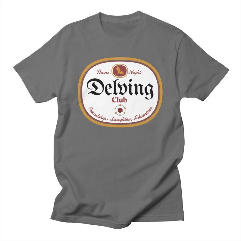 Thursday Night Delving Club: Friendship, Laughter, Adventure Masc T-Shirt by Judd's Shop