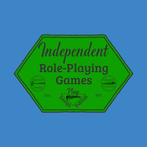 Design for Independent Role-playing Games