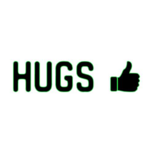 Design for Hugs: Yes, please.