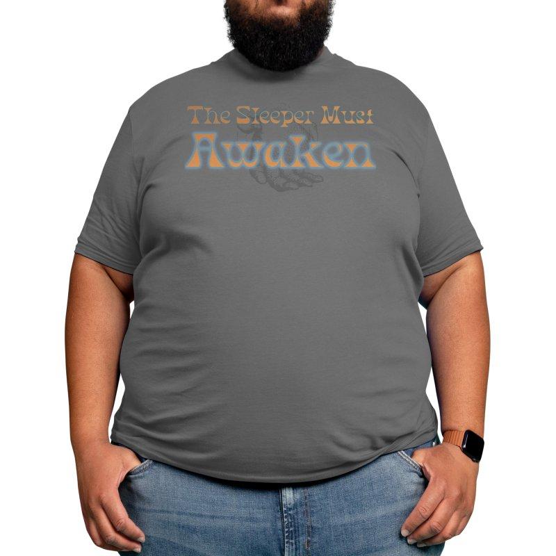 The Sleeper Must Awaken Men's T-Shirt by Judd's Shop