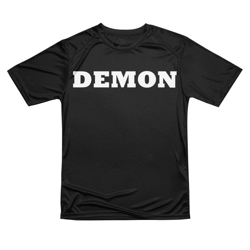 DEMON Men's T-Shirt by Judd's Shop