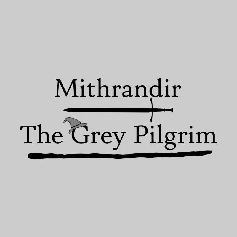 Mithrandir, The Grey Pilgrim Masc T-Shirt by Judd's Shop