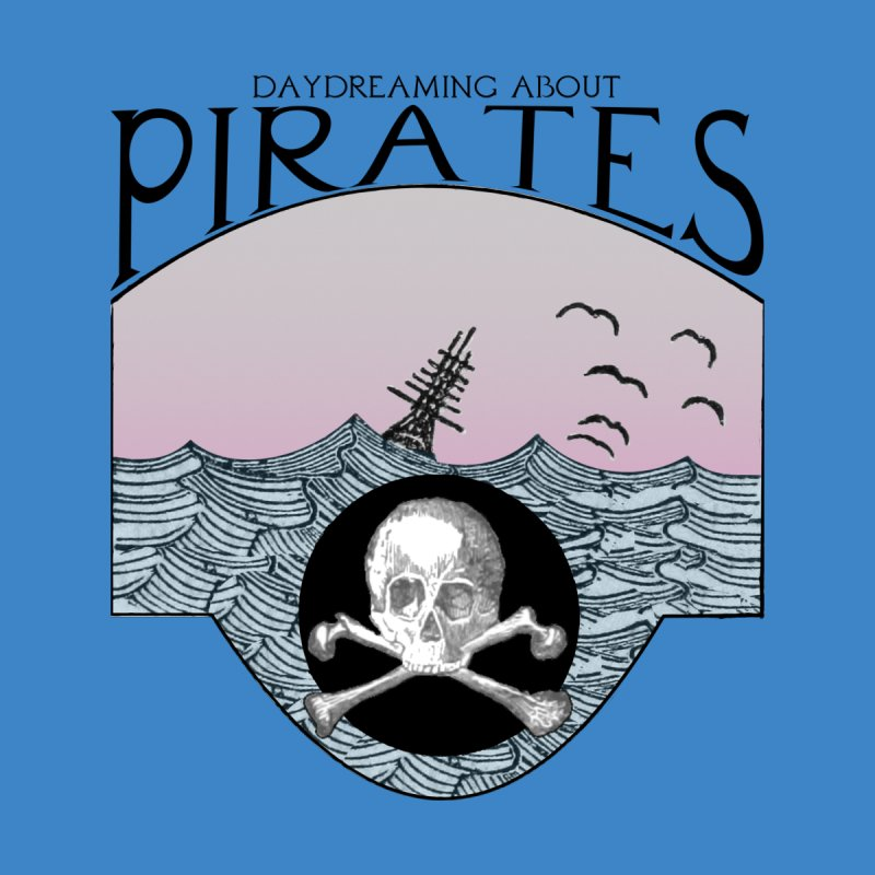Daydreaming about Pirates Men's T-Shirt by Judd's Shop