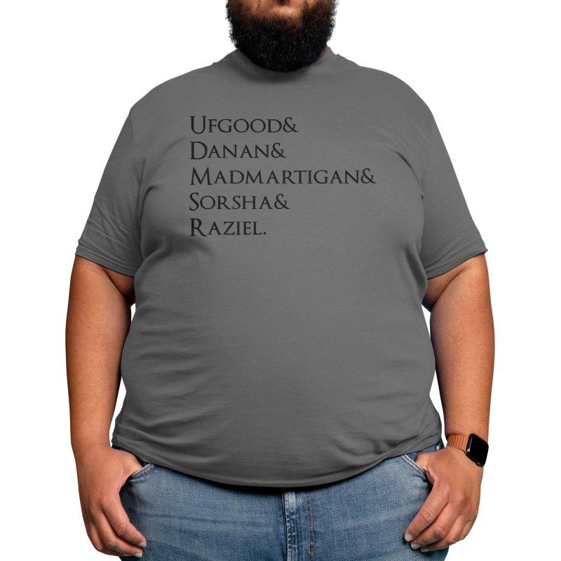 Willow Crew Men's T-Shirt by Judd's Shop