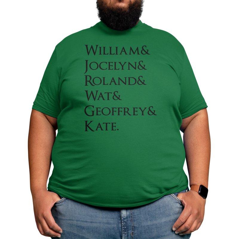A Knight's Tale Men's T-Shirt by Judd's Shop