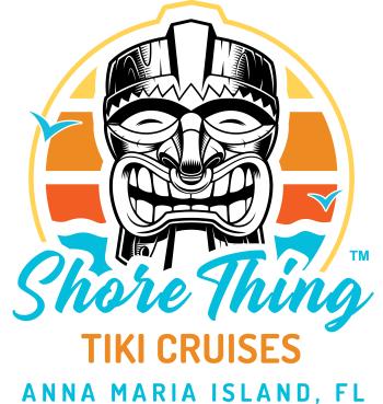 Shore Thing Tiki Cruises Logo