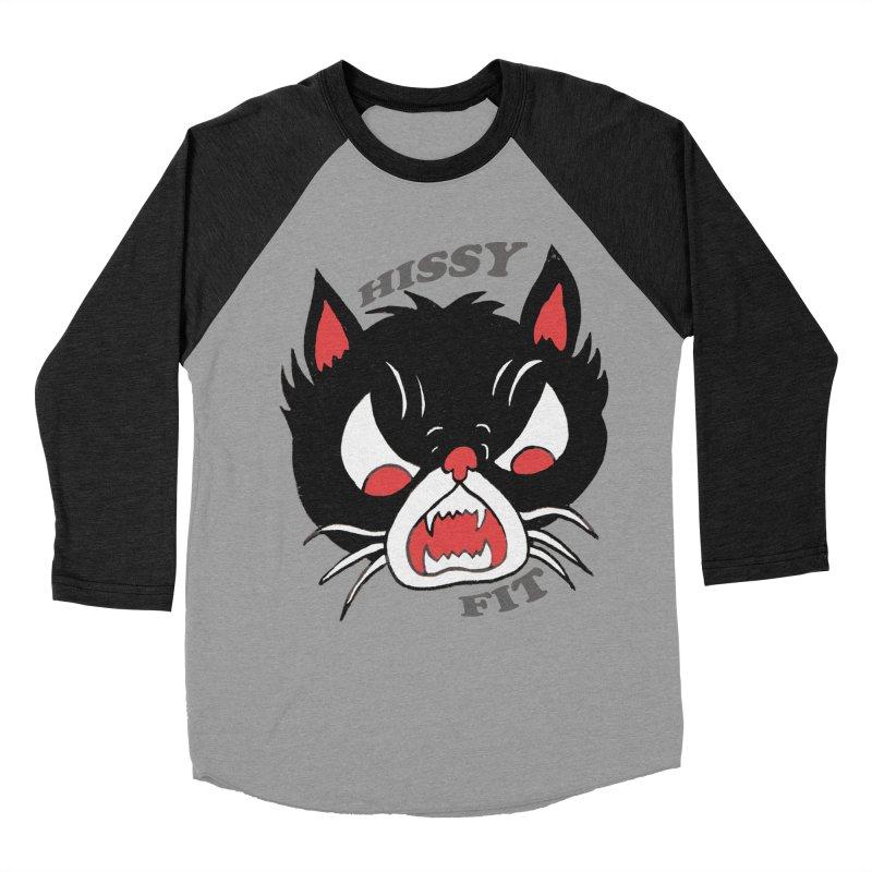 HISSY FIT Women's Baseball Triblend T-Shirt by shortandsharp's Artist Shop