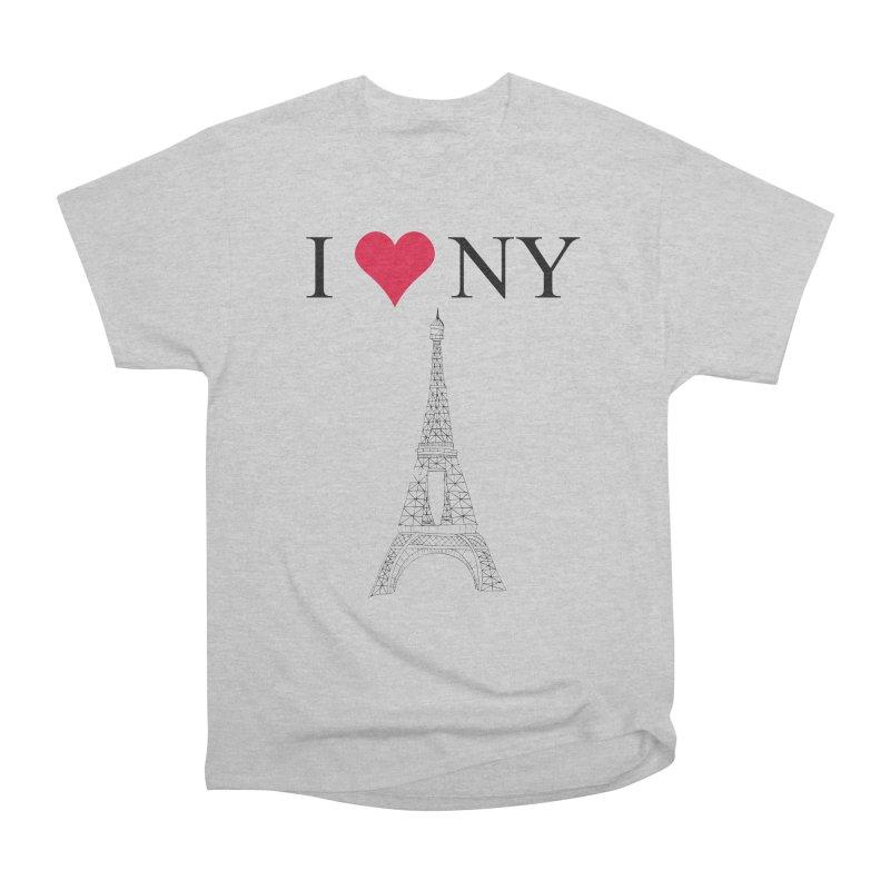 wrong city Men's Classic T-Shirt by shortandsharp's Artist Shop