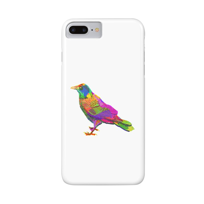 brid Accessories Phone Case by shortandsharp's Artist Shop