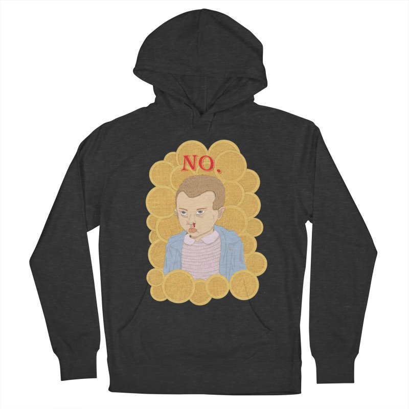 No.  Women's Pullover Hoody by shortandsharp's Artist Shop