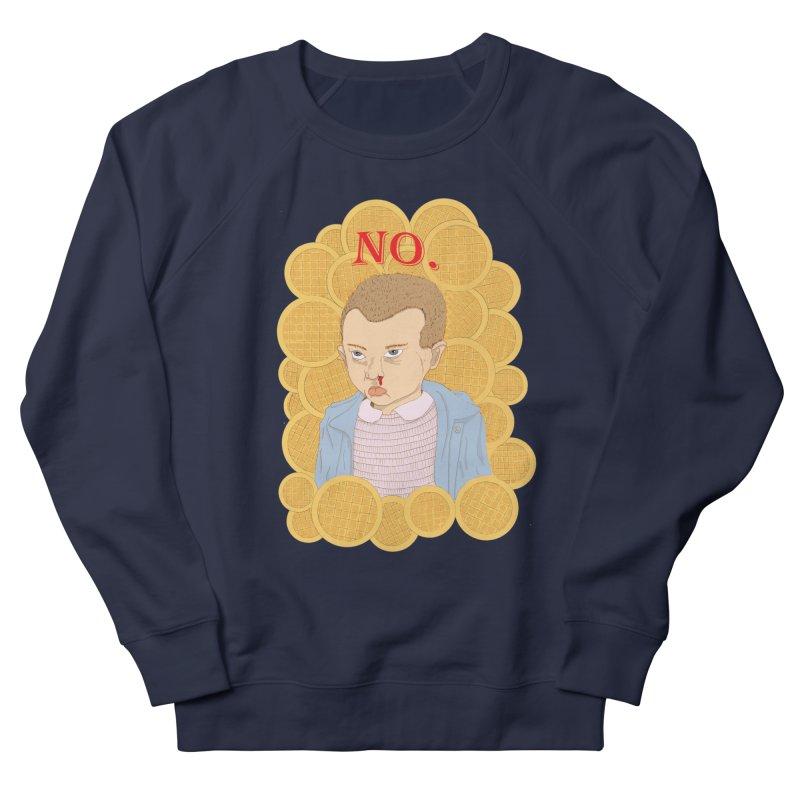 No.  Women's Sweatshirt by shortandsharp's Artist Shop