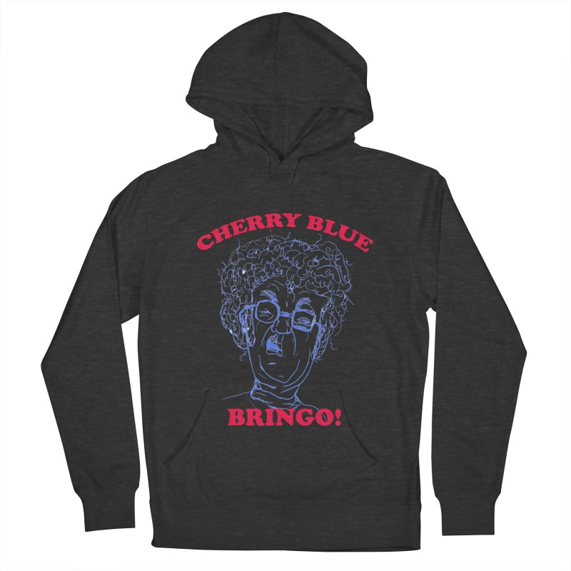 CHERRY BLUE! Women's Pullover Hoody by shortandsharp's Artist Shop