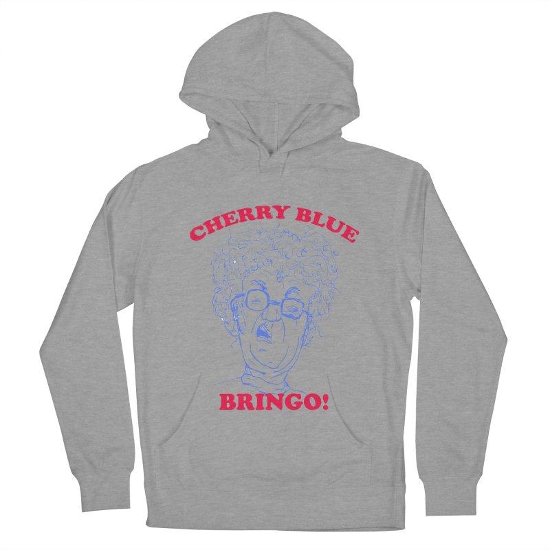 CHERRY BLUE! Women's Pullover Hoody by shortandsharp's Artist Shop