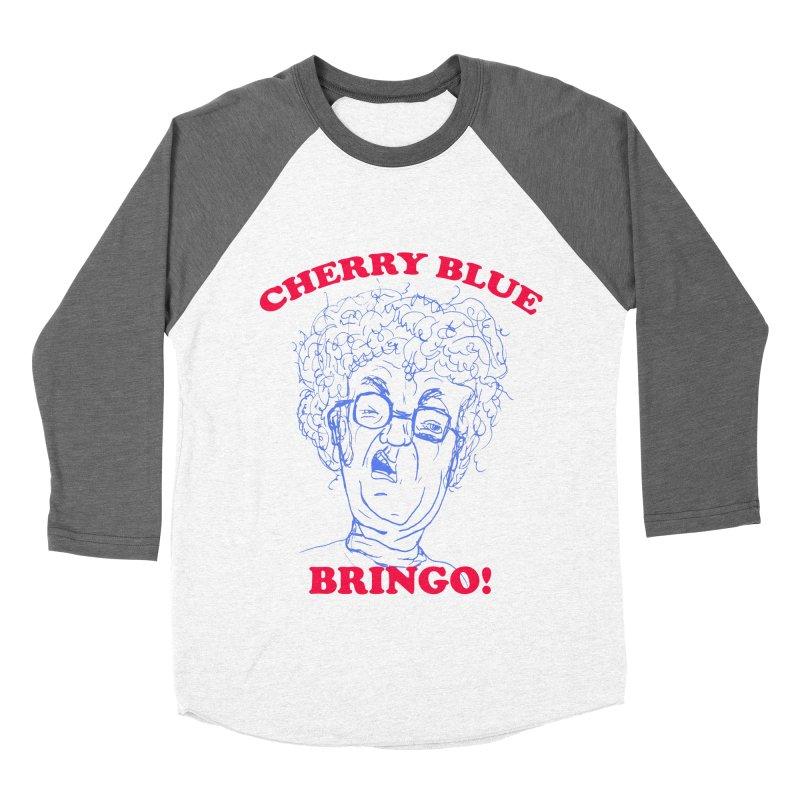 CHERRY BLUE! Women's Baseball Triblend T-Shirt by shortandsharp's Artist Shop