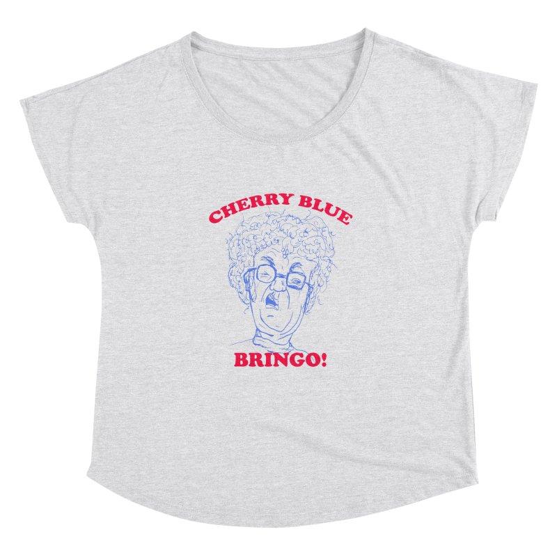 CHERRY BLUE! Women's Dolman by shortandsharp's Artist Shop