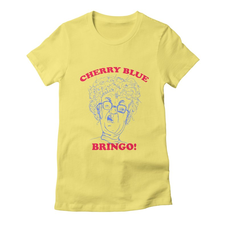 CHERRY BLUE!   by shortandsharp's Artist Shop