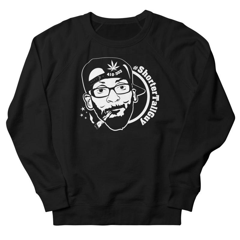 Shorter Apparel (black) Men's French Terry Sweatshirt by #ShorterTallGuy Apparel
