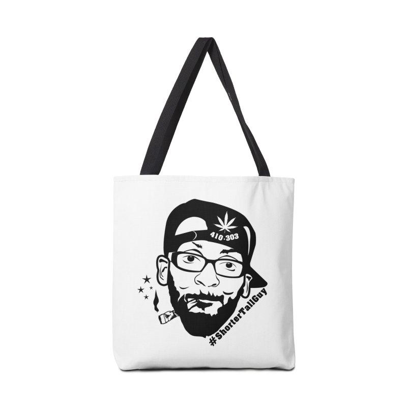 Shorter Accessories (white) Accessories Bag by #ShorterTallGuy Apparel