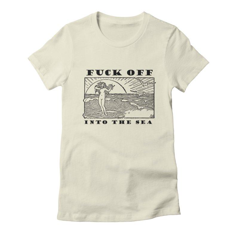 F.O.I.T.S. Women's T-Shirt by shouty words's Artist Shop