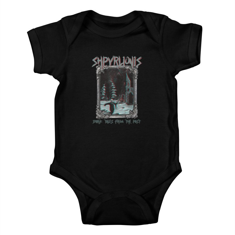 First Communion - Dark tales from the past Kids Baby Bodysuit by shpyart's Artist Shop