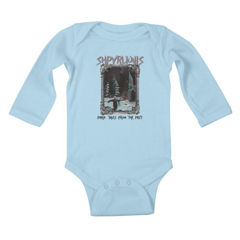 First Communion - Dark tales from the past Kids Baby Longsleeve Bodysuit by shpyart's Artist Shop