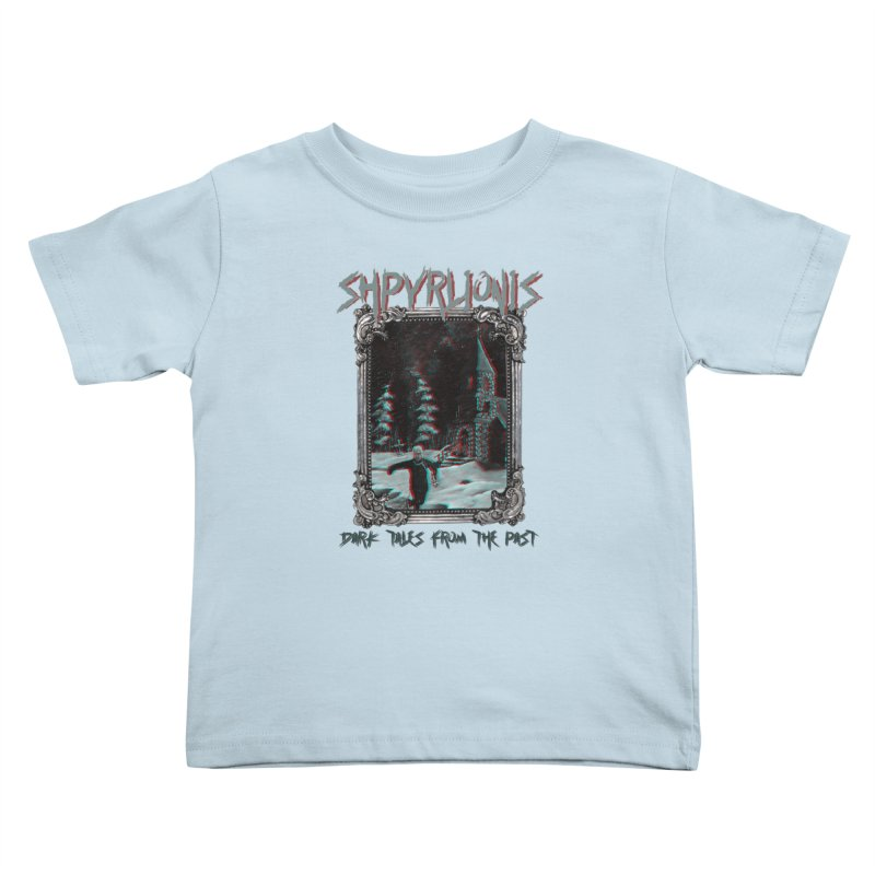First Communion - Dark tales from the past Kids Toddler T-Shirt by shpyart's Artist Shop