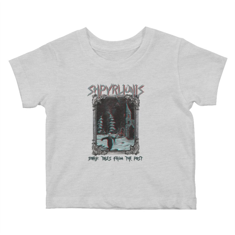 First Communion - Dark tales from the past Kids Baby T-Shirt by shpyart's Artist Shop