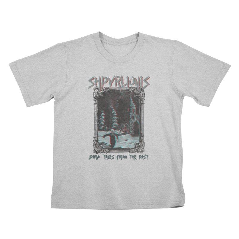 First Communion Kids T-Shirt by shpyart's Artist Shop