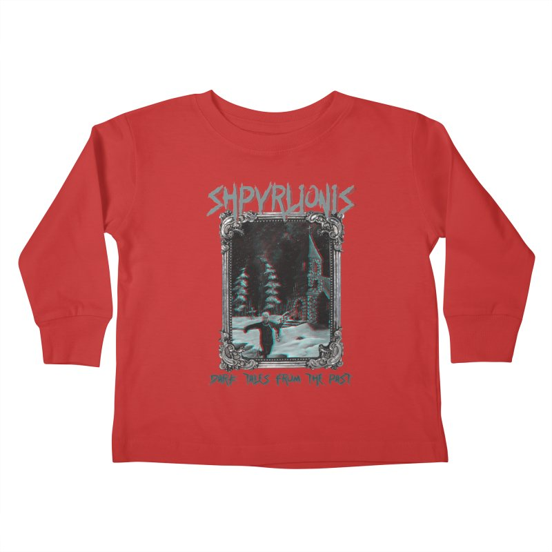 First Communion - Dark tales from the past Kids Toddler Longsleeve T-Shirt by shpyart's Artist Shop