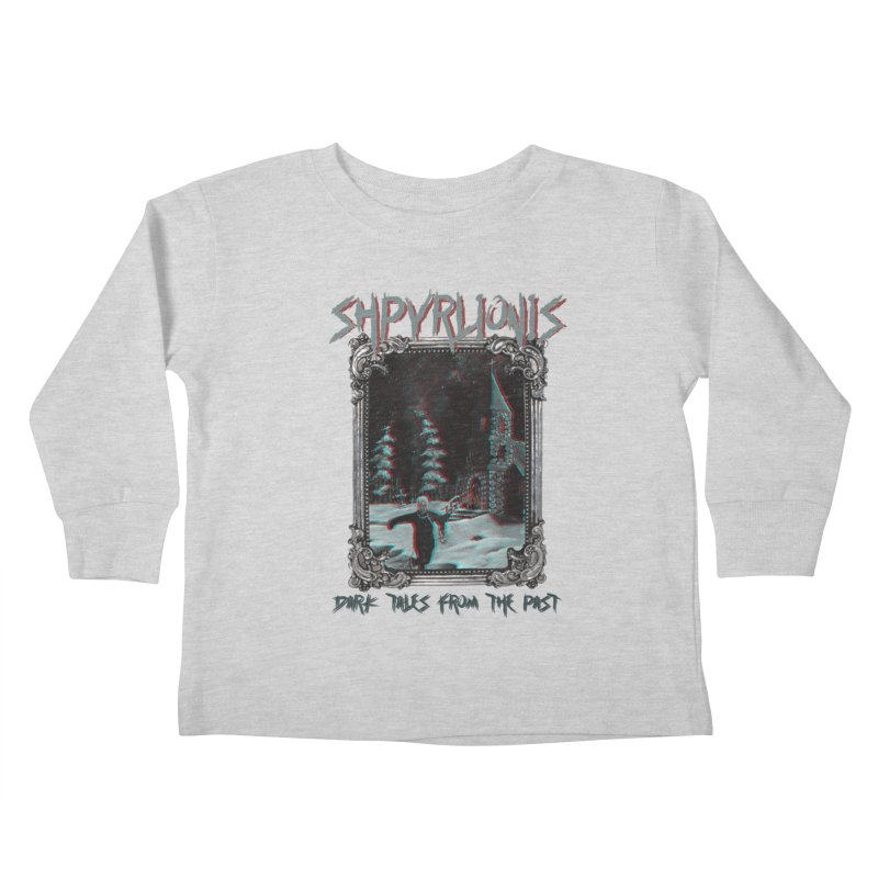 First Communion - Dark tales from the past Kids Toddler Longsleeve T-Shirt by shpyart's Artist Shop