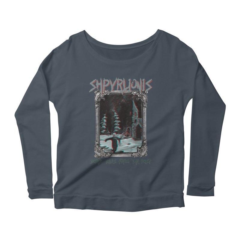 First Communion - Dark tales from the past Women's Longsleeve T-Shirt by shpyart's Artist Shop