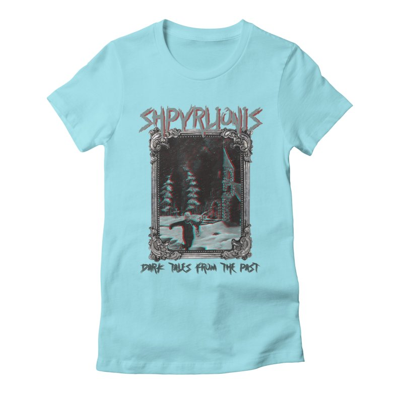 First Communion - Dark tales from the past Women's T-Shirt by shpyart's Artist Shop